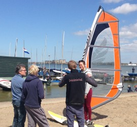 Windsurfen Muiderberg - Windsurfschool Muiderberg
